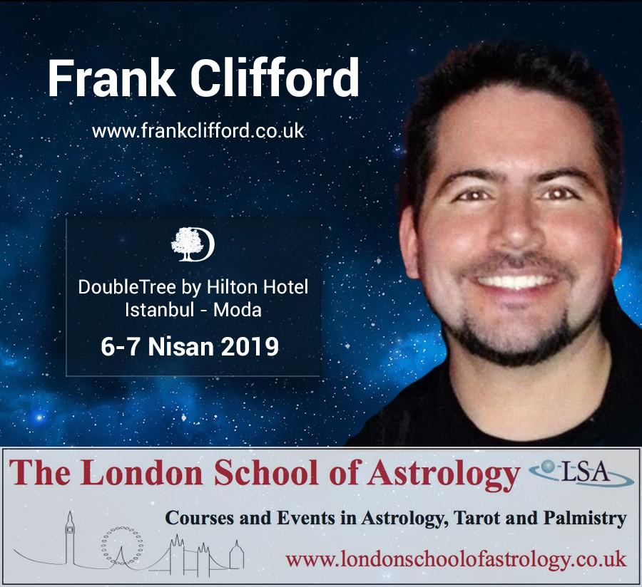 Frank Clifford İstanbul Eğitimi